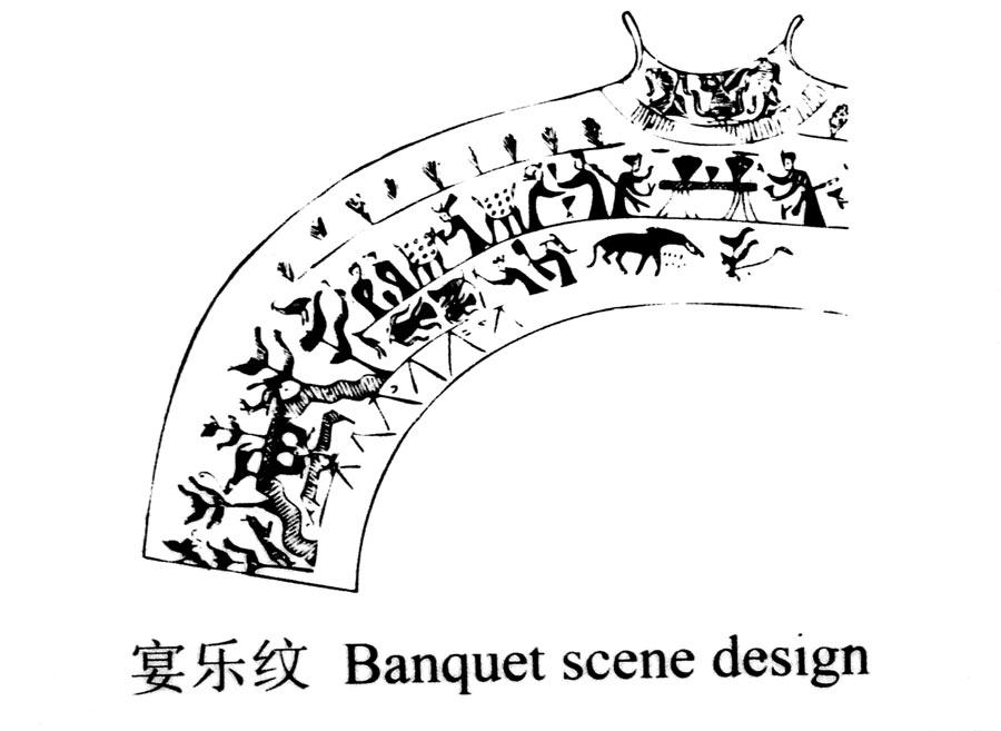 秦汉青铜器常见纹样